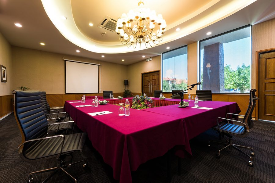 Tok Aman Bali Beach Resort Kelantan Meeting Room